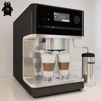 现代咖啡机, 咖啡机
