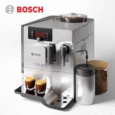 現代咖啡機, 咖啡機