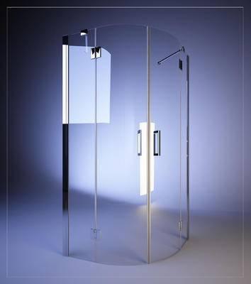 现代淋浴间, 淋浴间