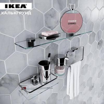 现代摆件, 摆件, 卫浴柜架