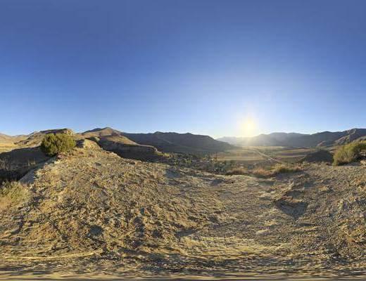 清澈, 自然光, 自然, 户外, 天空, 日出日落