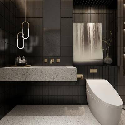现代, 卫浴组合