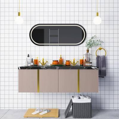 现代, 卫浴柜组合