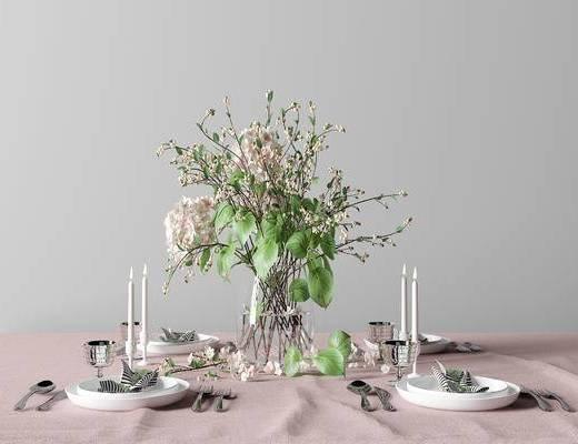 现代简欧餐具组合, 现代餐具组合, 简欧餐具组合, 餐具组合, 餐具