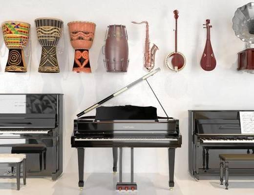乐器, 乐器组合
