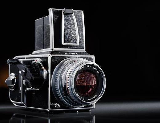 现代相机, 相机
