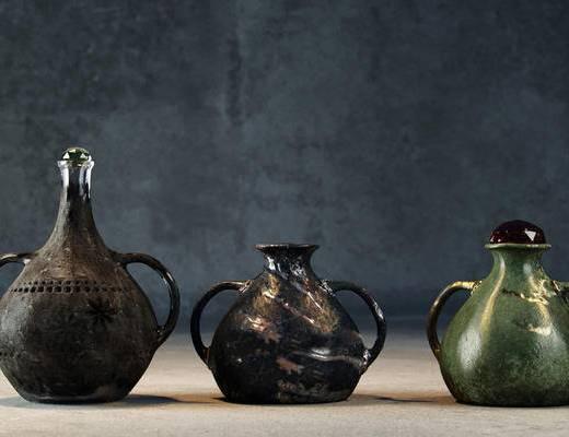 现代器皿, 陶瓷器皿
