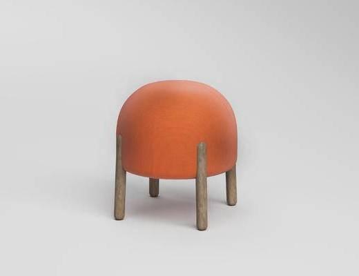 现代矮凳, 凳子, 矮凳