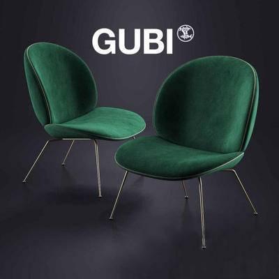 北欧单椅, 单椅