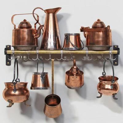 古典厨具, 厨具