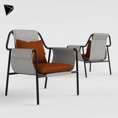 现代休闲椅, 休闲椅