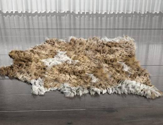 现代地毯, 地毯