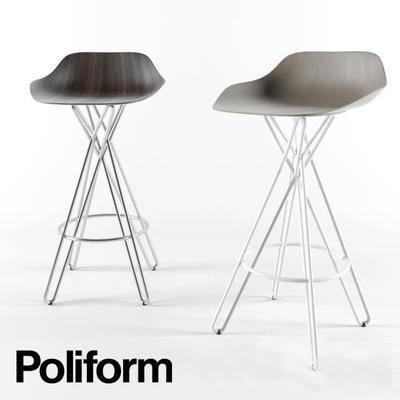 现代吧椅, 吧椅