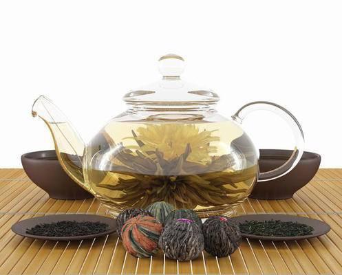 中式茶具, 茶具, 茶壶