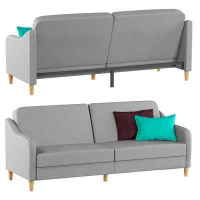 北欧双人沙发, 双人沙发, 沙发