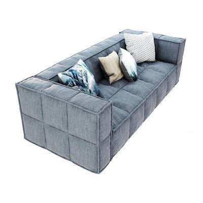 现代沙发, ?#23478;?#27801;发, 多人沙发, 沙发