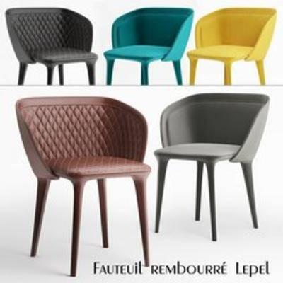 现代餐椅, 椅子, 单椅