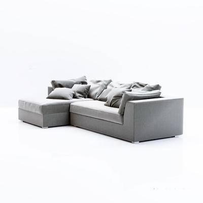 现代沙发, 沙发, 多人沙发, 转角沙发