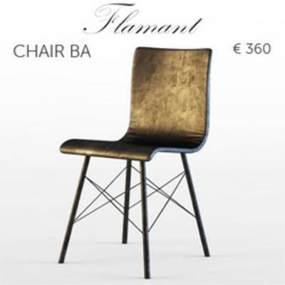 现代椅子, 铁艺椅子, 椅子
