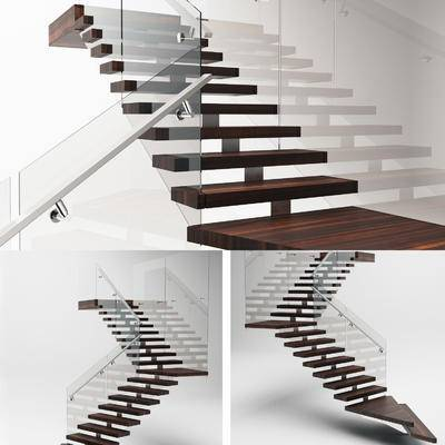 现代, 楼梯