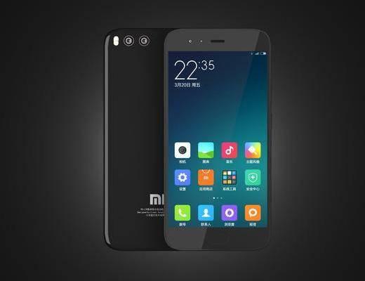 現代小米手機6, 現代, 手機, 數碼