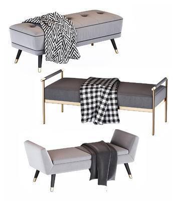 沙發腳踏, 床尾踏, 沙發椅