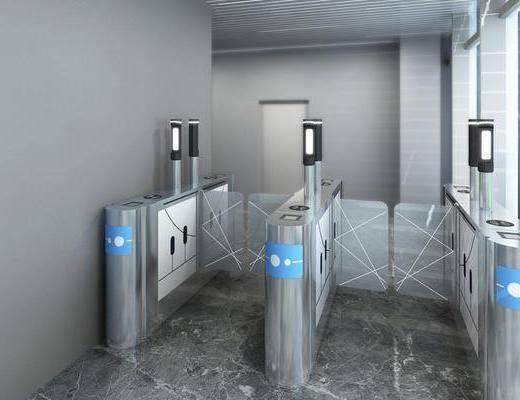 公共设施, 闸机