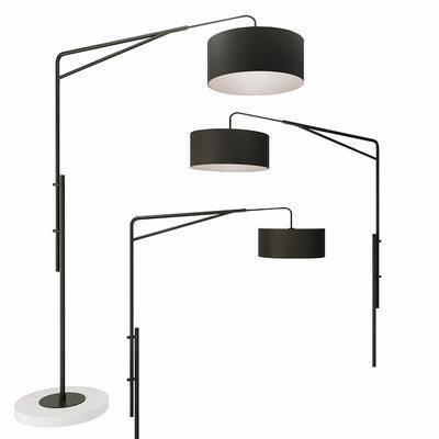 现代, 简约, 落地灯, 灯具
