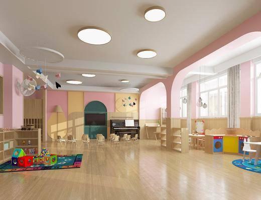 现代幼儿园, 幼儿园