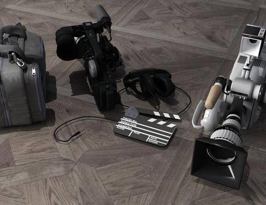 攝像機組合, 現代