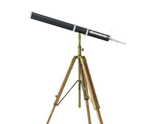 望遠鏡, 現代望遠鏡, 現代, 數碼