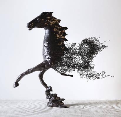 摆件, 雕塑