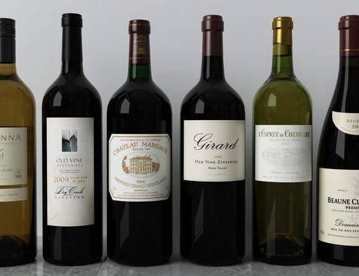 葡萄酒, 酒瓶