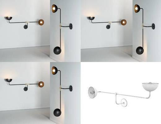 壁灯, 现代壁灯