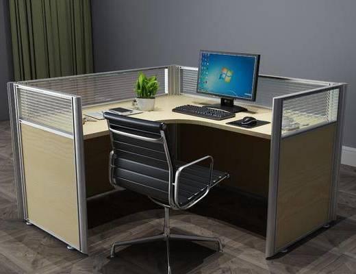 現代辦公區, 辦公區, 辦公桌