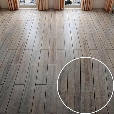工字拼木地板, 地板, 木板