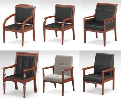 会议椅, 办公椅, 休闲椅