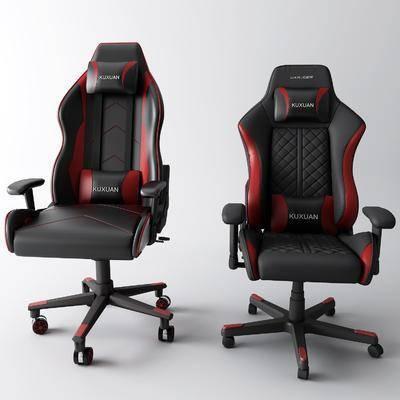 电脑椅, 电竞椅, 单椅