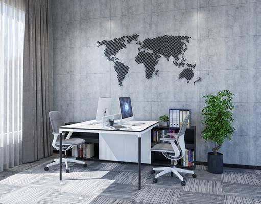 办公桌椅, 办公桌