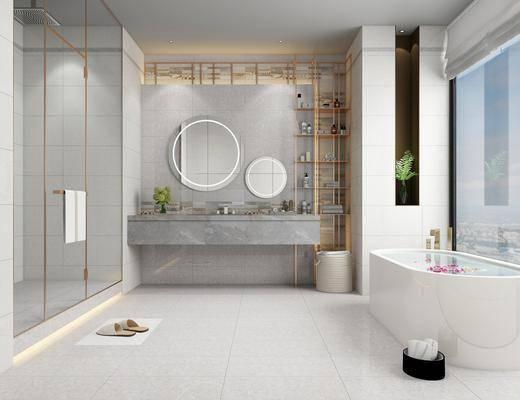 卫生间, 浴室