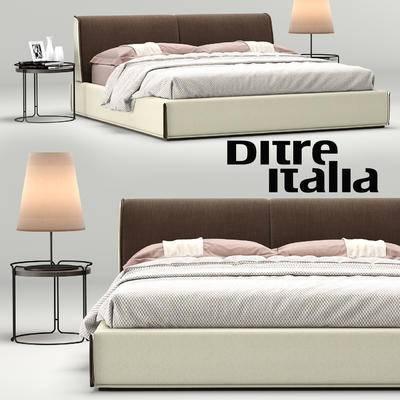 台灯, 现代, 床具