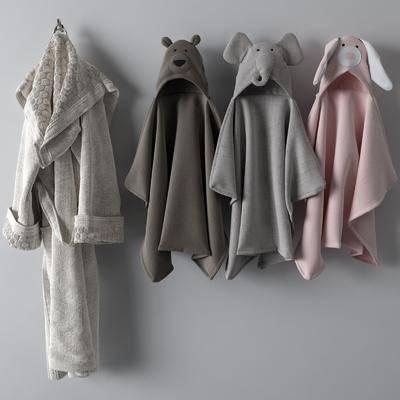 睡衣组合, 服饰组合, 现代