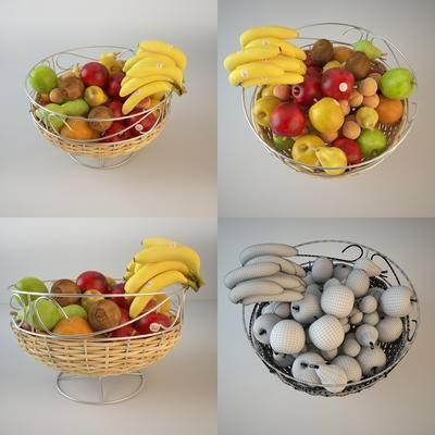 水果篮, 现代水果篮, 现代