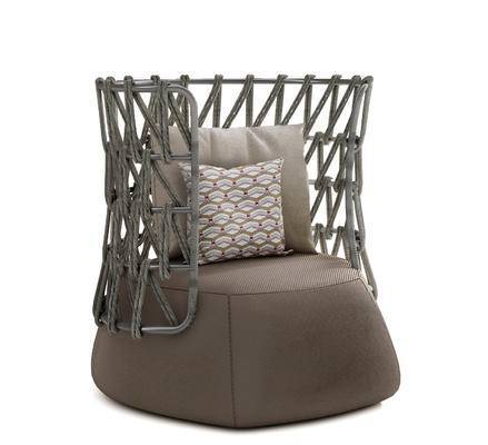 椅子, 沙发, 休闲沙发, 藤椅, 藤编椅子