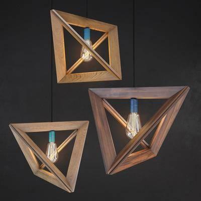 现代吊灯, 北欧吊灯, 吊灯, 灯, 灯具