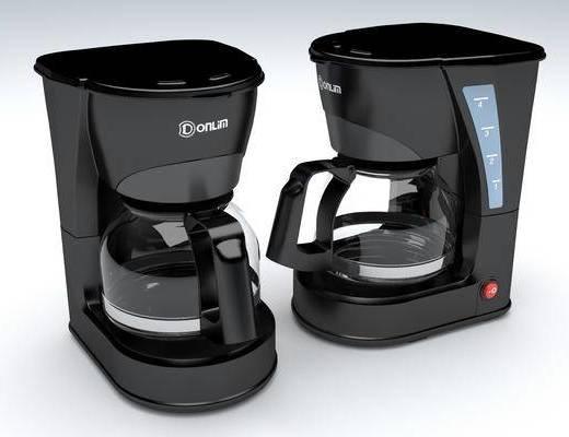 咖啡机, 家用电器, 现代