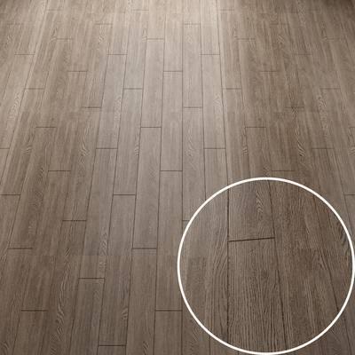 Vray材质, 工字拼木地板材质, 木纹材质