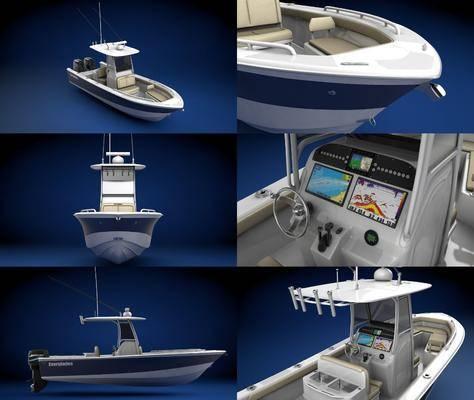 現代游艇, 游艇, 快艇, 船