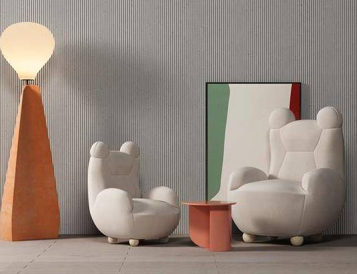 现代沙发, 儿童桌椅, 儿童沙发