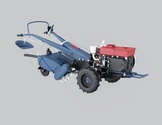 拖拉机, 农业设备